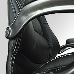 レメックス レメックスジャパン ROC-010AX ロッキングチェアー 立体クッションチェアー