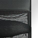 レメックス レメックスジャパン REC-128AX メッシュ&ソフトPUチェアー リクライニングチェアー ハイバックチェアー