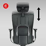 レメックス レメックスジャパン DIANA ディアナ VENUS VDC-DA01M-BK VDC-DAN01M-BK VDC-DAP01M-BK 高機能チェアー ハイバックチェアー